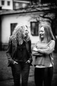 Karin och Sandra