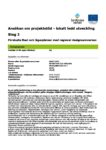 Ansökan om projektstöd - lokalt ledd utveckling 201216