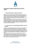 Slutrapport för regionalt projekt Samverkan Åsnen